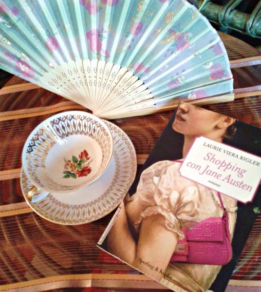Shopping con Jane Austen di L.V.Rigler