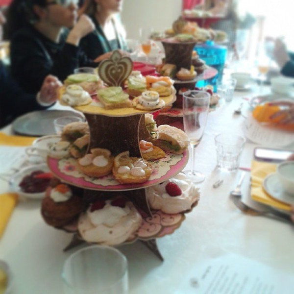 High Tea Party di Miss Bee by Gnammo - Torino