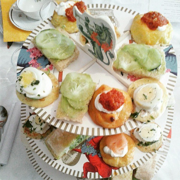 Tartine dell'High Tea Party by Miss Bee  - Torino